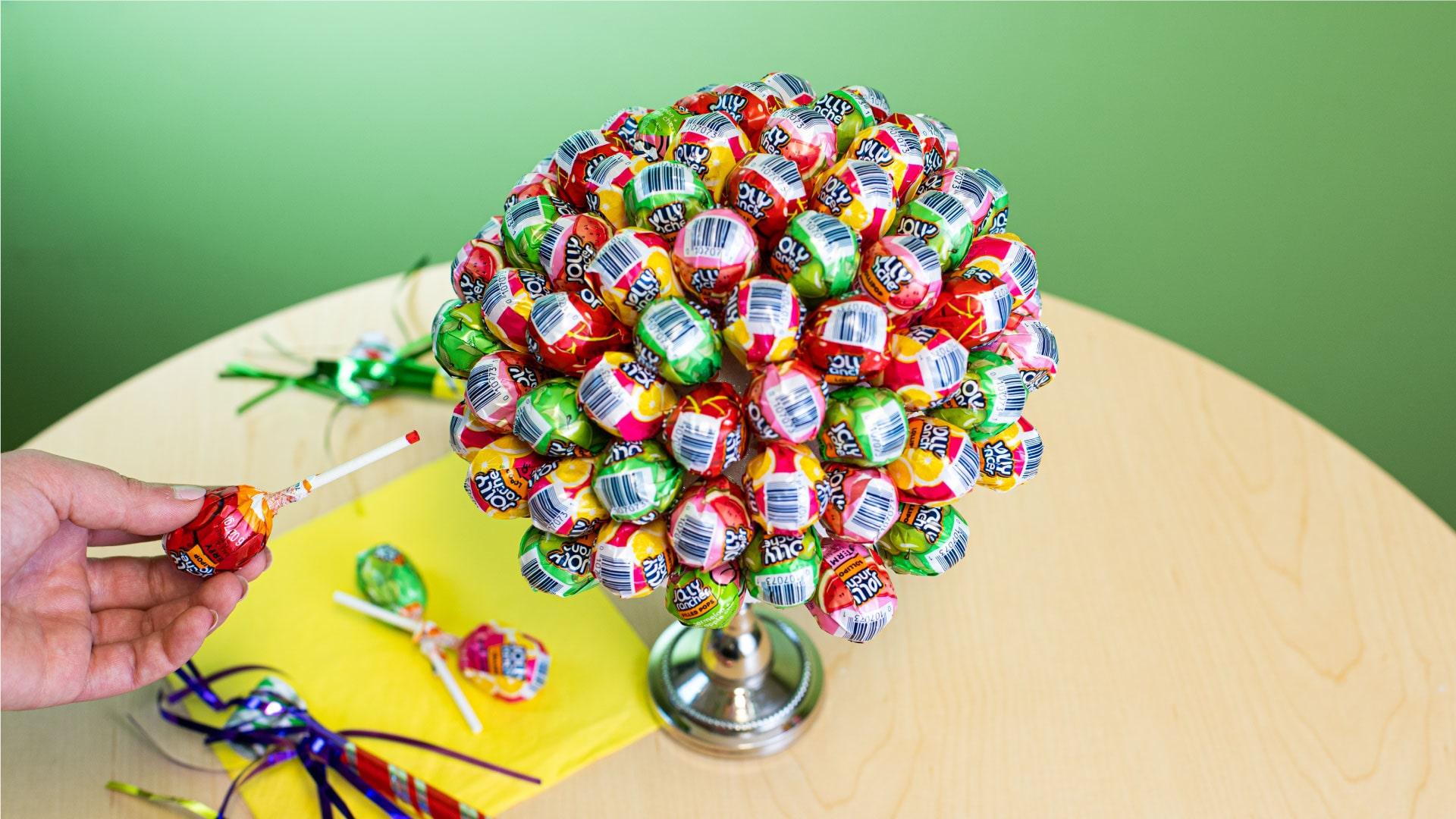 Lollipop Tree Game