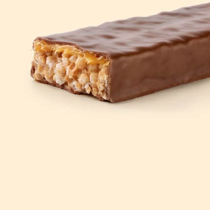 Whatchamacallit unwrapped candy bar