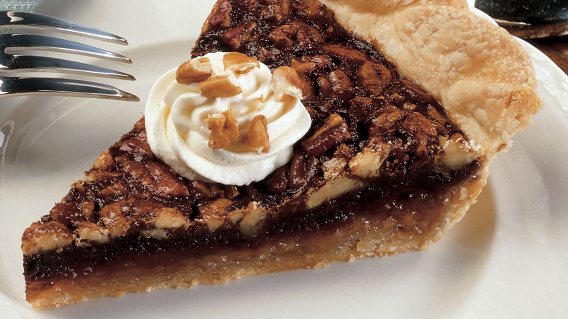 Image of Fudgey Pecan Pie