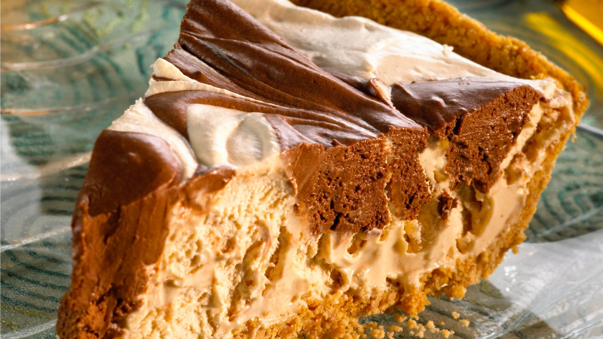 Chocolate Marbled Peanut Butter Pie Recipes
