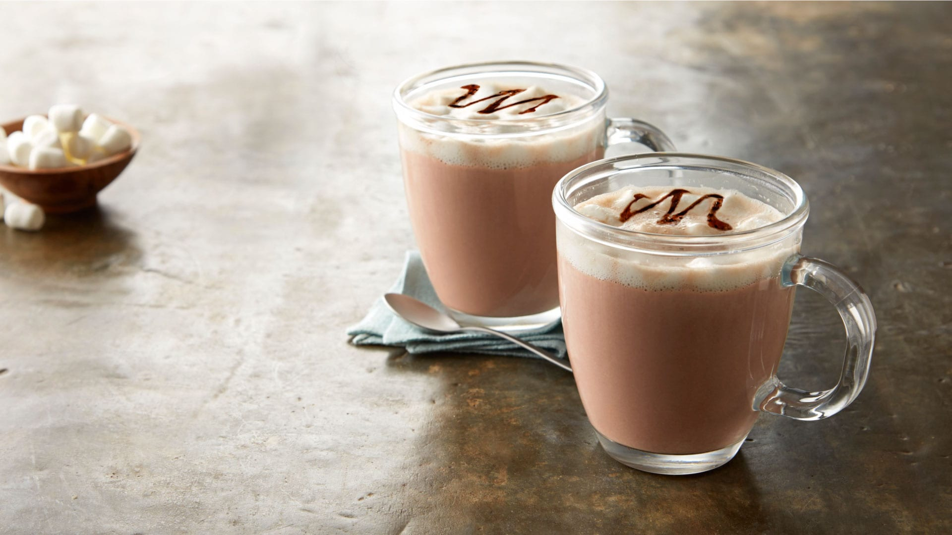Hot Cocoa With HERSHEY'S Syrup