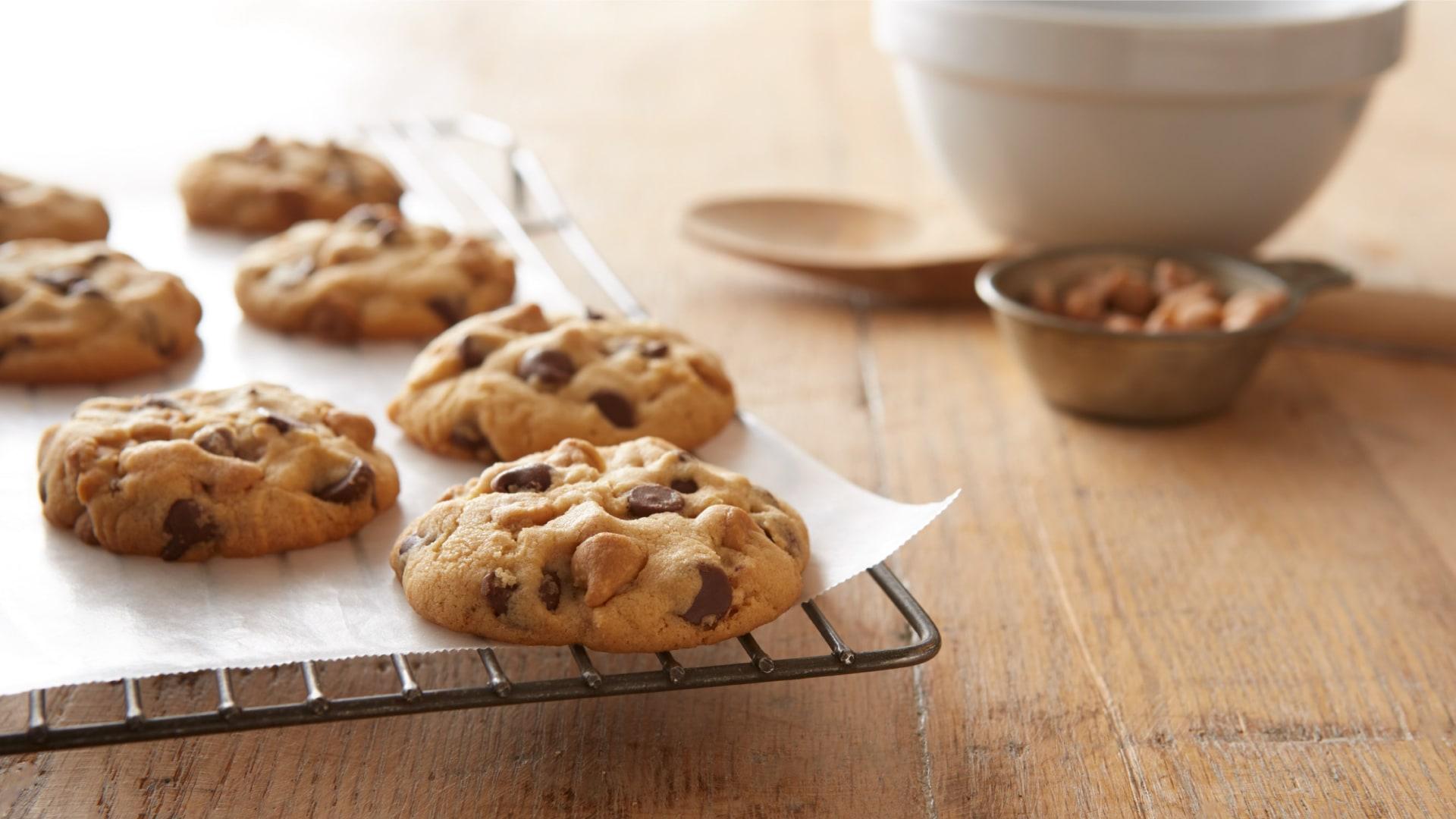 Milk Chocolate Chip Cookie Recipe